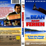 Mr. Bean macht Ferien (2007) R2 German Cover