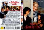 Mrs. Doubtfire – Das stachelige Kindermädchen (1993) R2 German Cover