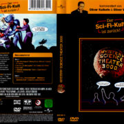 Mystery Science Theater 3000: The Movie (1996) R2 German Cover
