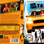 New York Taxi (2004) R2 German Cover