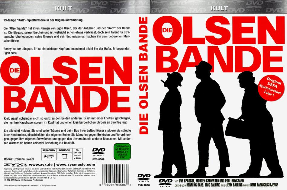 Die Olsenbande 1968 Stream