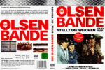 Die Olsenbande stellt die Weichen (1975) R2 German Cover