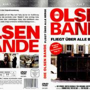 Die Olsenbande fliegt über alle Berge (1981) R2 German Cover