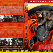How to Train Your Dragon Collection (2010-2014) R1 Custom Covers