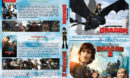 How to Train Your Dragon Double Feature (2010-2014) R1 Custom Cover