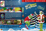 How the Grinch Stole Christmas / The Grinch Double Feature (1966-2000) R1 Custom Cover