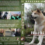Hachiko Double Feature (1987-2009) R1 Custom Cover