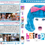 Hairspray Double Feature (1988-2007) R1 Custom Cover