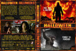 Halloween Double Feature (2007-2009) R1 Custom Cover