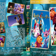 Happily N'ever After Double Feature (2006-2009) R1 Custom Cover