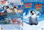 Happy Feet Double Feature (2006-2011) R1 Custom Covers