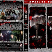 Hachet Double Feature (2006-2010) R1 Custom Cover