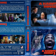 A Haunted House Double Feature (2013-2014) R1 Custom Cover