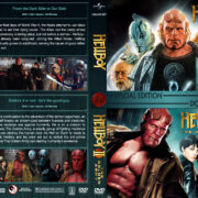 Hellboy Double Feature (2004-2008) R1 Custom Cover