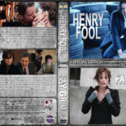 Henry Fool / Fay Grim Double Feature (1997-2006) R1 Custom Cover