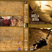 The Hills Have Eyes Double Feature (2006-2007) R1 Custom Cover