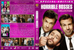 Horrible Bosses Collection (2011-2014) R1 Custom Cover