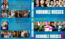 Horrible Bosses Double Feature (2011-2014) R1 Custom Cover