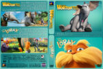 Horton Hears a Who / The Lorax Double Feature (2008-2012) R1 Custom Covers