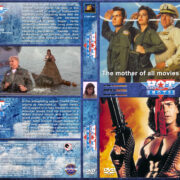 Hot Shots Double Feature (1991-1993) R1 Custom Cover