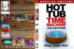 Hot Tub Time Machine Collection (2010-2015) R1 Custom Cover