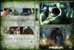 Hulk / The Incredible Hulk Double Feature (2003-2008) R1 Custom Cover