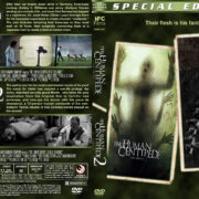 The Human Centipede Double Feature (2009-2011) R1 Custom Cover