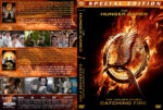The Hunger Games Double Feature (2012-2013) R1 Custom Cover