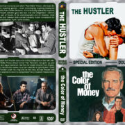 The Hustler / The Color of Money Double Feature (1961-1986) R1 Custom Cover