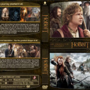 The Hobbit Double Feature (2012-2013) R1 Custom Covers