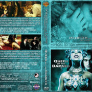 Interview with the Vampire / Queen of the Damned Double Feature (1994-2002) R1 Custom Cover