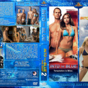 Into the Blue Double Feature (2005-2009) R1 Custom Cover