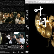 IP Man Double Feature (2008-2010) R1 Custom Cover