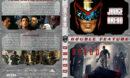 Judge Dredd / Dredd Double Feature (1995-2012) R1 Custom Cover