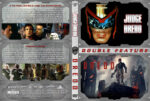 Judge Dredd / Dredd Double Feature (1995-2012) R1 Custom Cover