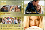 Dear John / Letters to Juliet Double Feature (2010) R1 Custom Cover