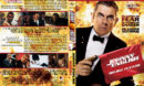 Johnny English Double Feature (2003-2011) R1 Custom Cover