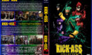 Kick-Ass Collection (2010-2013) R1 Custom Cover