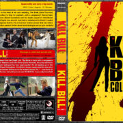Kill Bill Collection (1994-2006) R1 Custom Cover
