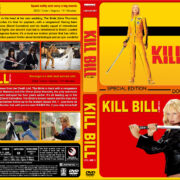 Kill Bill Double Feature (1994-2006) R1 Custom Cover