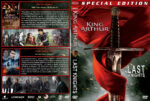 King Arthur / Last Knights Double Feature (2004-2015) R1 Custom Cover