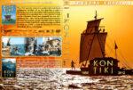 Kon-Tiki Double Feature (1950-2012) R1 Custom Cover