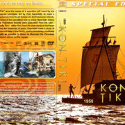 Kon-Tiki Double Feature (1950-2012) R1 Custom Cover
