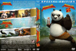 Kung Fu Panda Double Feature (2008-2011) R1 Custom Covers