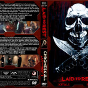 Laid to Rest Double Feature (2009-2011) R1 Custom Cover
