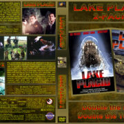 Lake Placid Double Feature (1999-2007) R1 Custom Cover