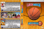 Like Mike Double Feature (2002-2006) R1 Custom Cover