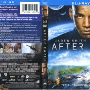 After Earth (2013) R1 Blu-Ray Cover