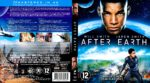After Earth (2013) R2 Blu-Ray Cover Dutch