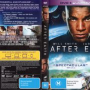 After Earth (2013) R4 DVD Cover